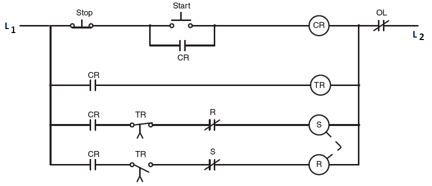 Autotransformer Starter Working Principle - your electrical